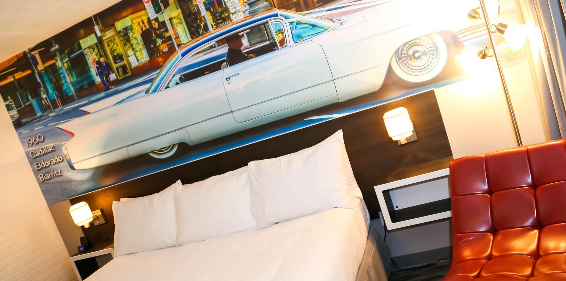 Cadillac Motel Niagara Falls World Famous Cadillac Motel